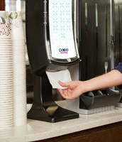 Interfolded 2-Ply Napkin improves foodservice consumer experience.
