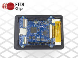 Smart TFT Display Shield facilitates HMI development.