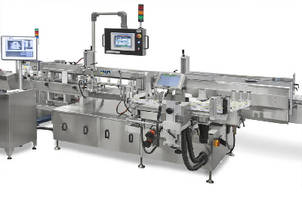 Pressure Sensitive Labeler offers variety of options.