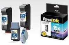 M.I.C.R. Compliant Ink works with inkjet printers.