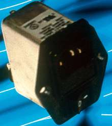 Inlet Power Module provides four power entry functions.