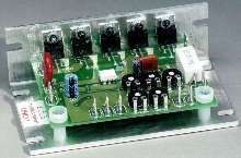 Variable Speed DC Drive controls 90 Vdc motors.
