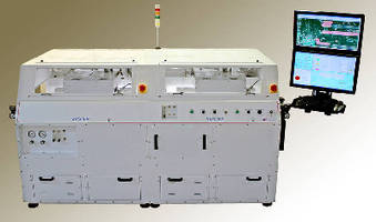 Selective Soldering System offers in-line concurrent processing.