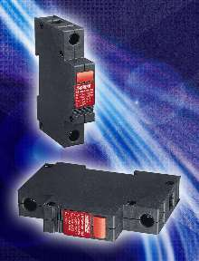 Silicon Surge Suppressors suit confined space applications.
