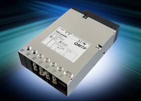 QM7 Power Supply meets medical and ITE safety certifications.