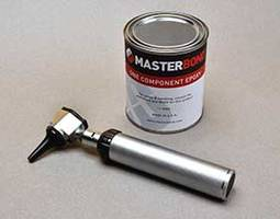 EP3HTND-2Med Black Curing Epoxy meets USP Class VI standards.