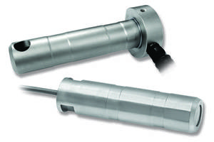 Load Pins offer overload capacity of up to ±250 kN.