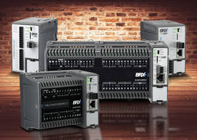 BRX Programmable Logic Controllers come with Do-more Designer software.