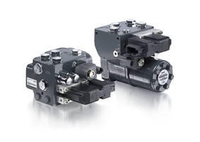 EHi Steering Valves offer remote mounting options.