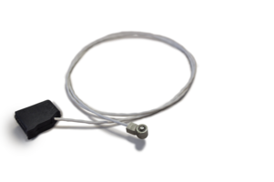 Cavity Pressure Sensor comes with flexible connector cables.