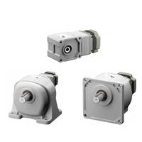 BMU Series Brushless DC Motor meets IP66 standards.