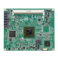 EmETX-a58M1 ETX 3.02 CPU Module is equipped with RTL8105E Ethernet controller.