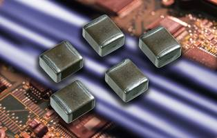 Hi-Cap MLCC Capacitors feature non-polarized construction.