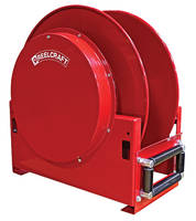 G9000 Series Hose Reels come with external drive spring.