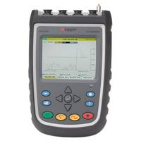MPQ1000 Power Quality Analyzer features on board data analysis.