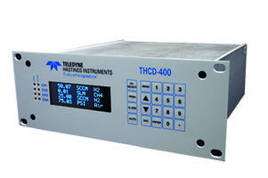 THCD-400 Power Supply features intuitive front panel interfacing.