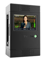 HEVC Mobile IP Newsgathering Transmitter is equipped with modems.