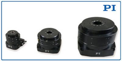 A-62x PIglide Series Air Bearings eliminate breakaway stiction.