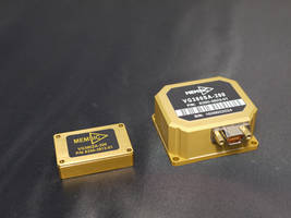 VG380 Vertical Gyro Modules offers two interface options.