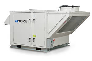 YORK® Dedicated Outside Air Systems come with hot water heat option.