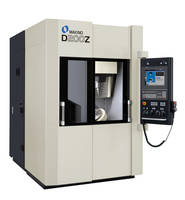 5-axis Vertical Machining Center is integrated with SGI.5 software.