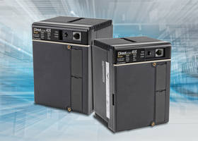 DirectLOGIC DL405 PLC CPUs come with four communication ports.