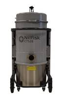Industrial Vacuums feature conical cartridge filters.