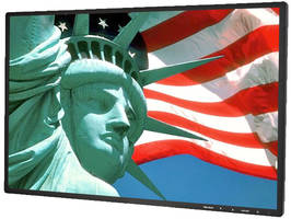 24VDC-powered LCD Monitors offer brightness of 2,200 nits.