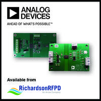Evaluation Boards are embedded with iCoupler® technology.