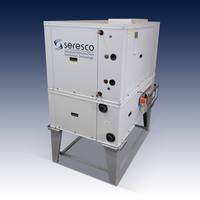 NE Series Pool Dehumidifier is equipped with indirect-fired furnace.