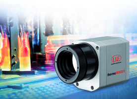 thermoIMAGER TIM G7 Camera features spectral range of 7.9µm.