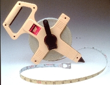 Measuring Tapes for engineers and surveyors.