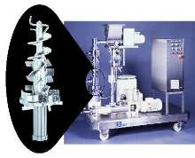 Powder-Liquid Mixer eliminates excess aeration.