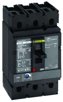 Circuit breakers standardize equipment designs for Motor operated circuit breaker