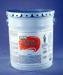 Liquid Sealing Compound protects decorative concrete.