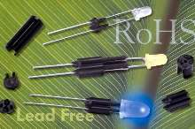 LED Mounts meet requirements for Pb-free soldering.