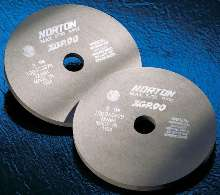 Grinding Wheels are suited for fluting and punch grinding.