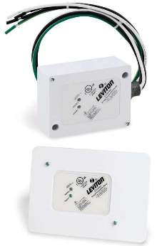 Panel-Mount Surge Protector suits residential applications.