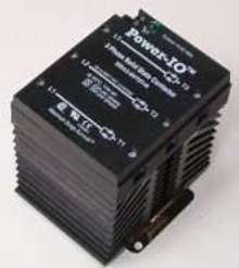Solid State Relays suit 3-phase applications.