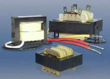 Low-Voltage Transformers suit fan motors and controls.