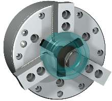 Power Chuck has near zero z-axis repeatability.