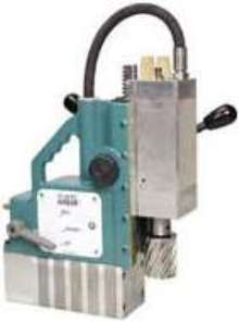 Pneumatic Magnetic Drill Press suits hazardous environments.