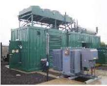 Low-BTU Generator Set runs on landfill-emitted methane.
