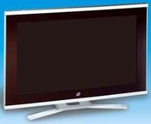 LCD Displays come in 32, 37, and 46 in. sizes.