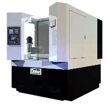 CNC Thread Grinder uses linear motors on linear ways.