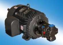 Motor Pumps suit stationary hydraulic applications.