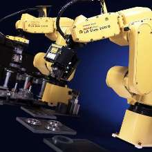 Intelligent Robot incorporates force and vision sensors.