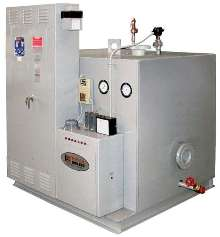 Electric Boilers offer 95% efficiency at all load levels.