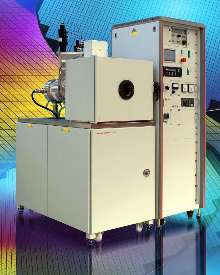 Vacuum Coating System suits thin film deposition processes.