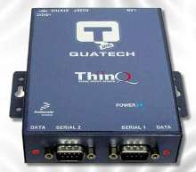 Ethernet Device Servers are suited for industrial use.